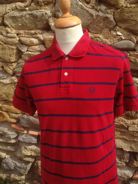 Cherry Chaps Polo Shirt (S)