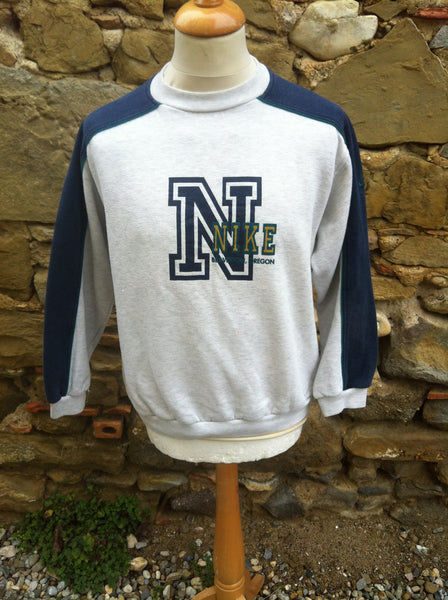 Vintage early Nike initial Sweater