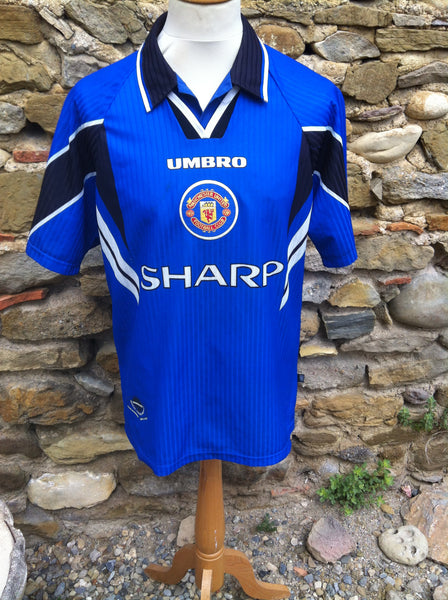 Umbro x Manchester United '96 Shirt