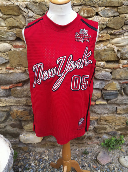 Fubu New York City Series Jersey