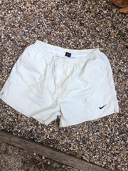 Vintage off-White Nike Shorts  (L)