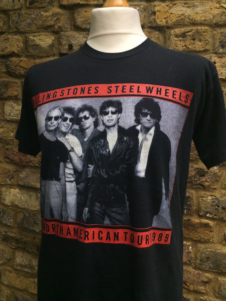 rare 1998 Rolling Stones NA Tour Top (S)