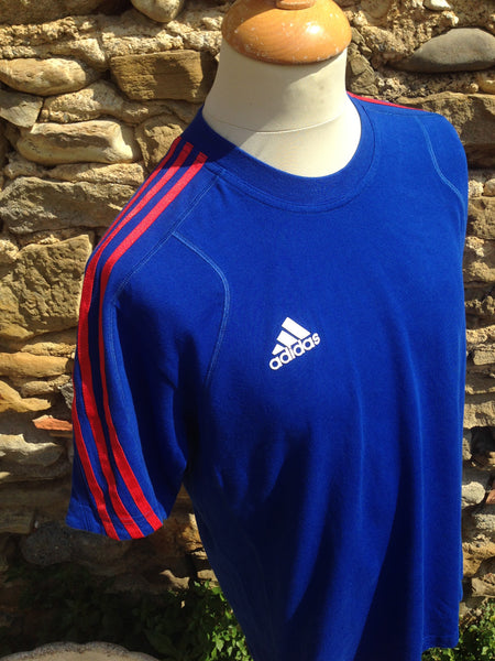 Adidas x France ribbed Top (S/M)
