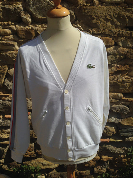 Vintage chemise Lacoste button up (M)