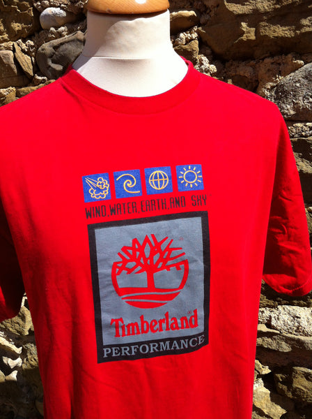 Vintage Timberland Performance Top