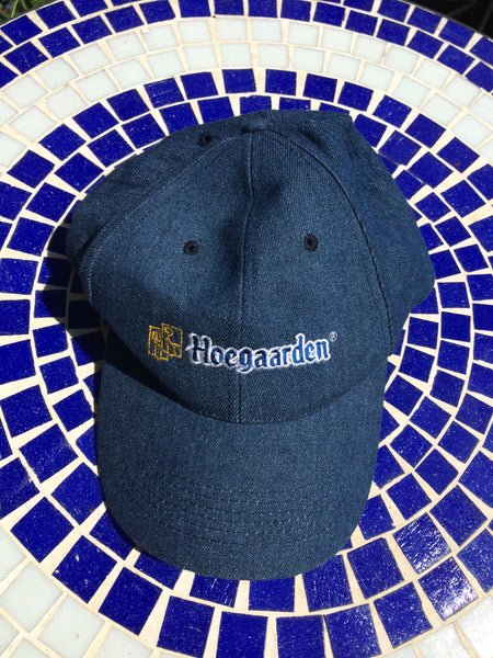 Hoegarden Denim Cap