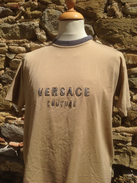 Vintage silver Versace Couture Top