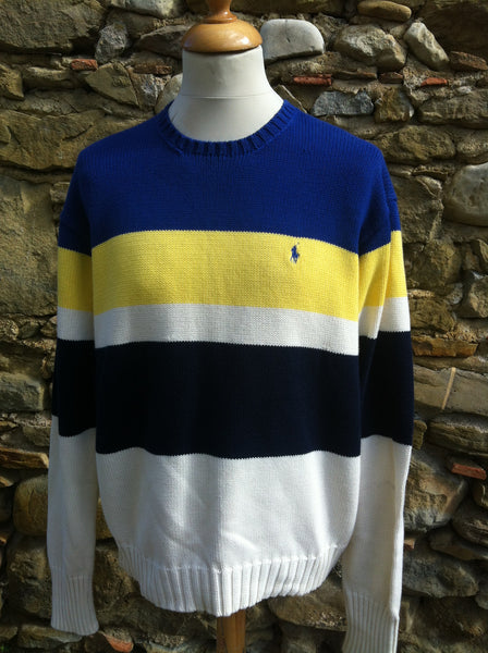 four toned Polo Knitwear Sweater