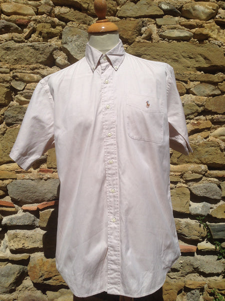 Lavender Polo short sleeve (M/L)