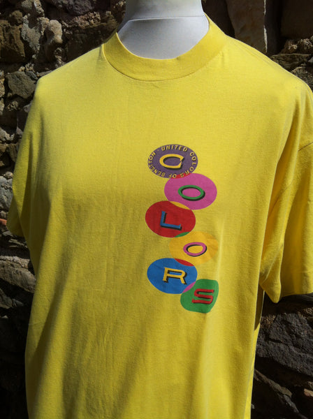 Vintage United Colours of Benneton Top