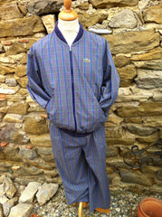 Vintage Two piece Lacoste Jacket and Trousers (reversible)