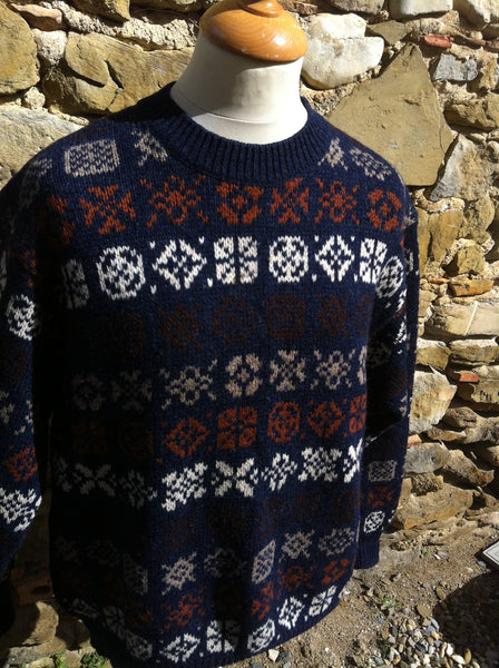 Early Benetton Wool Knitwear