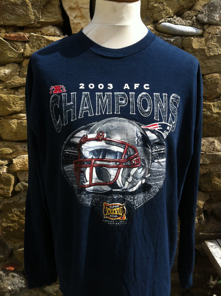 2003 AFC Champions long sleeve Top