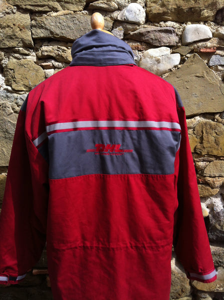 fitted DHL Courier Jacket