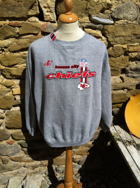 Vintage Kansas Cord Sweater
