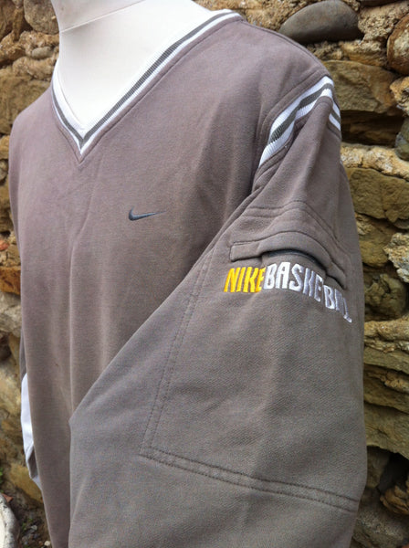 Vintage Nike Basketball Sweater