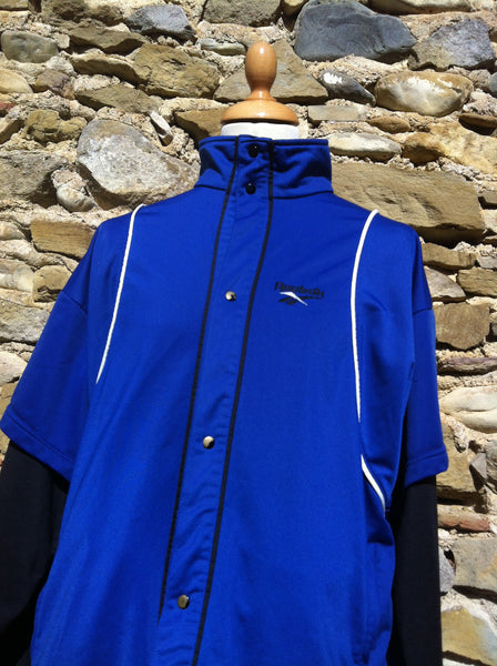 Layered sleeve Reebok Track Jacket
