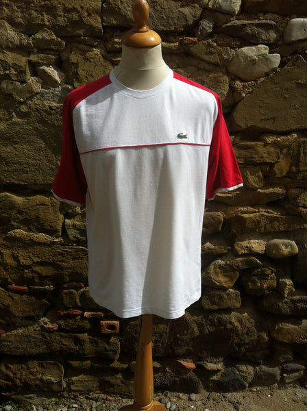 Red bar Lacoste  Sport Top
