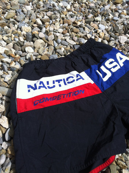 Vintage Nautica Comp USA Shorts