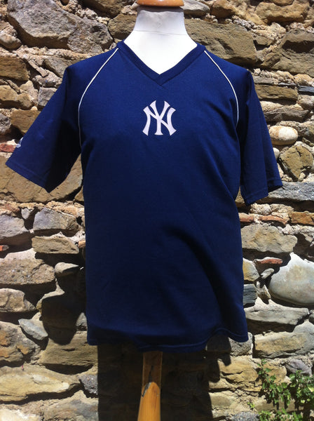 Vintage early Majestic Casual NY Jersey (M/L)