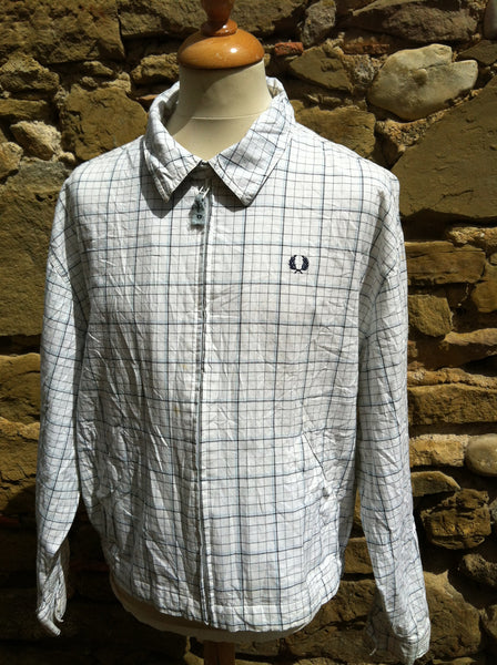 Vintage wafer Fred Perry Harrington