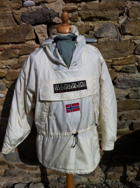 Vintage Napapijri Geographic Trans Atlantic Expedition Jacket