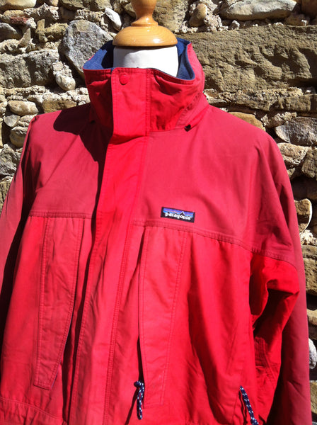 Vintage red mix Patagonia Jacket
