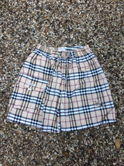 Burberry nova Check Shorts (M or L)
