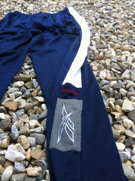 Vintage Reebok Athletic Track Bottoms