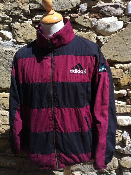 Vintage striped Adidas E. Harrington