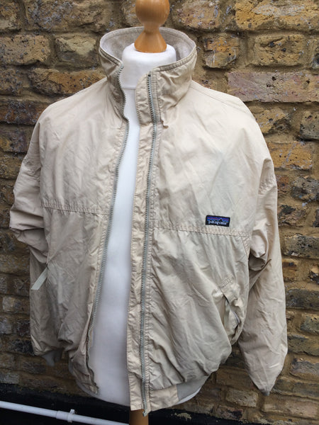 Vintage Cream fleece Patagonia Jacket (M)