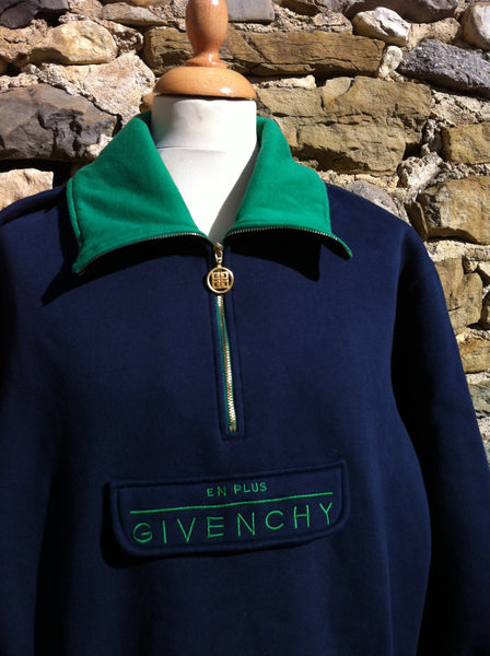 Givenchy 'En Plus' Pullover