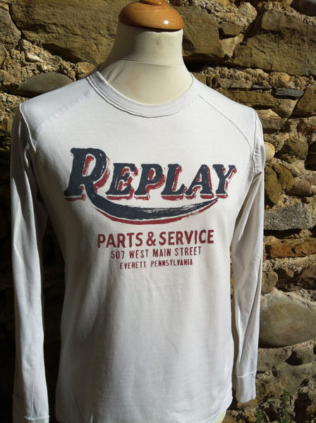 Replay Parts & Services Top