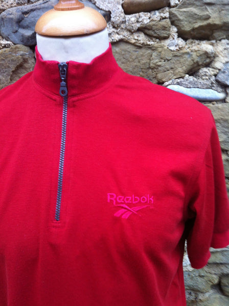 Vintage Reebok Cycling Top
