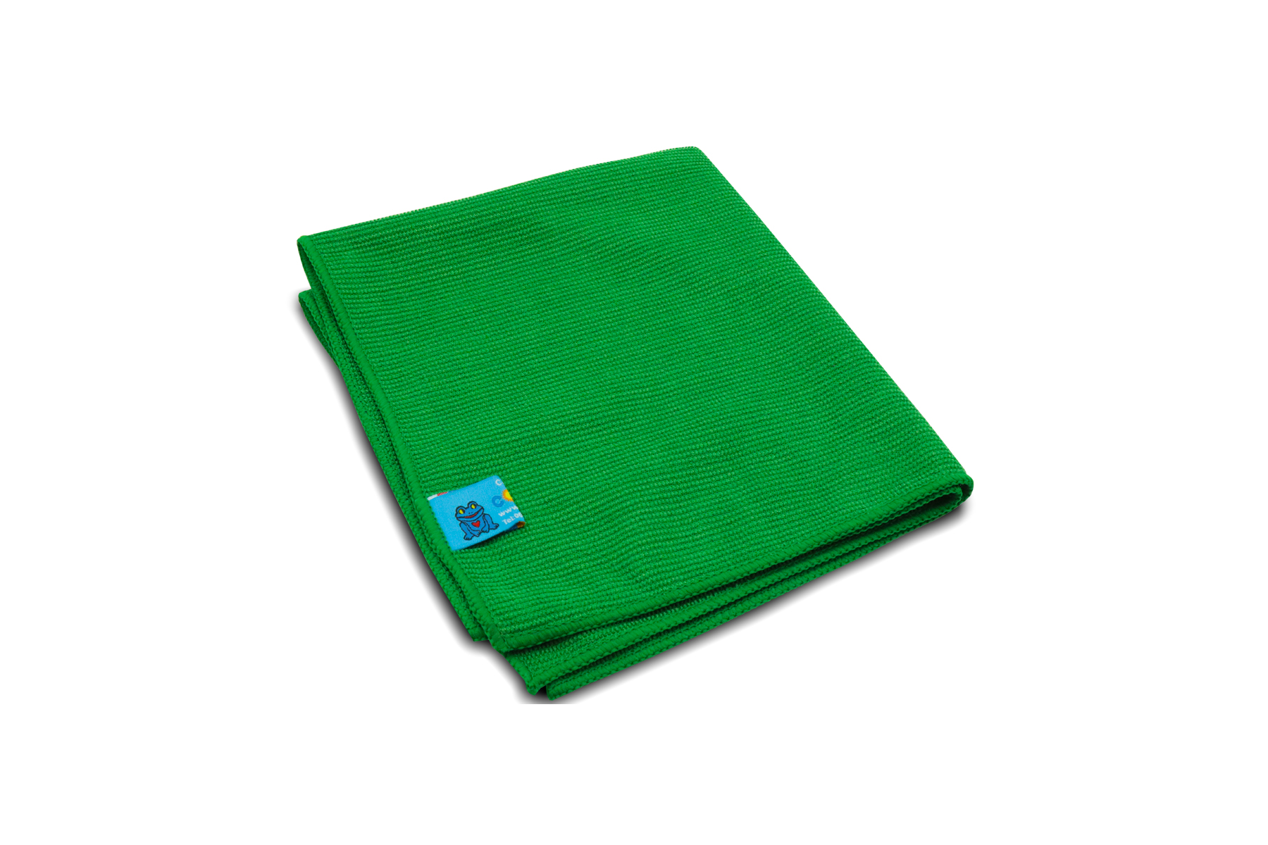 Heavy Duty Green Microfibre Cloth 45 x 45cm (Type G)