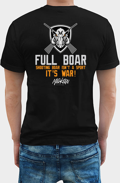 Full Boar Short Sleeve Tee