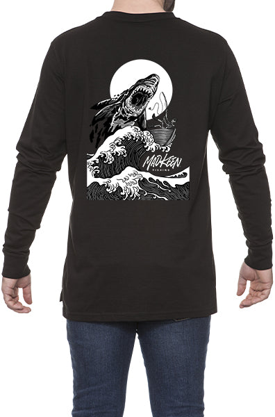 Megalodon Long Sleeve