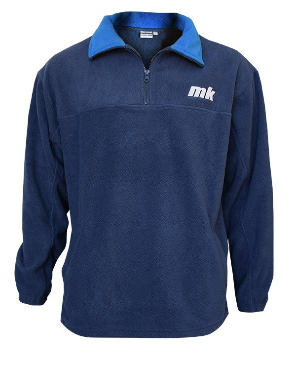 Blue Long Sleeve Fleece