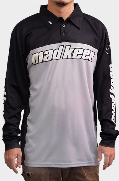 Mad Keen 2019 Team Long Sleeve Polo