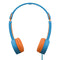Maxell KZ-13 KIDS Small Foldable Headphones - Turqouise