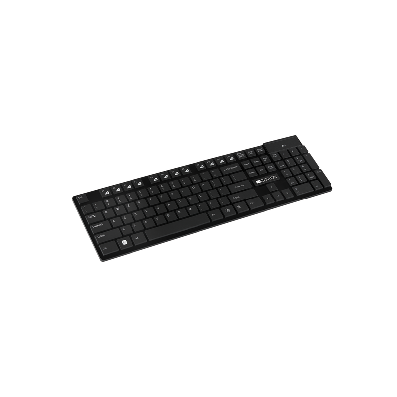 Canyon Ultra Slim Wireless Keyboard