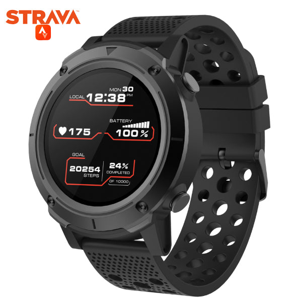 Canyon Sport Smartwatch with STRAVA Compatibility