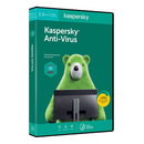 Kaspersky Anti-Virus 2020 1+1 free device (1 year) DVD box