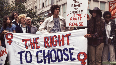 Women should have the right to chose