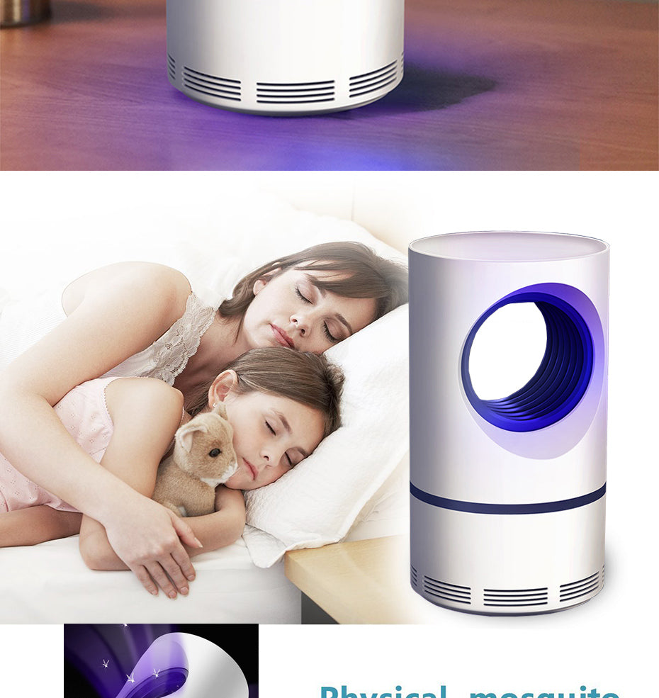 Electronic Mosquito Lamp Killer
