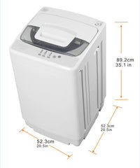 5.5 kg 12 lbs 1.7 cb ft Portable Washer: Christmas Special