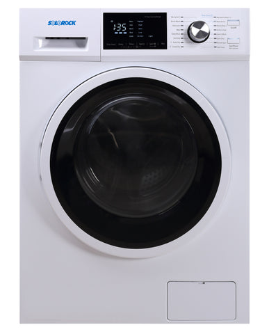 "SOLOROCK 24"" 3.1 cb. ft. Ventless Washer Dryer Combo"