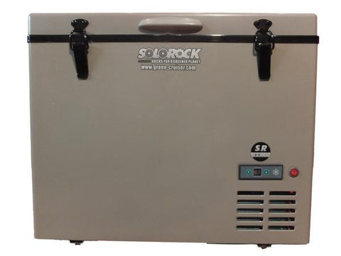 55 Litre 12V DC Portable Freezer Fridge Combo