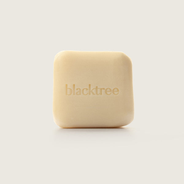 Natural Olive Oil Soap - Almond - 150gr (Stone Soap) - Blacktree Naturals