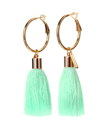 Mignonne Gavigan Mint Lily Earrings